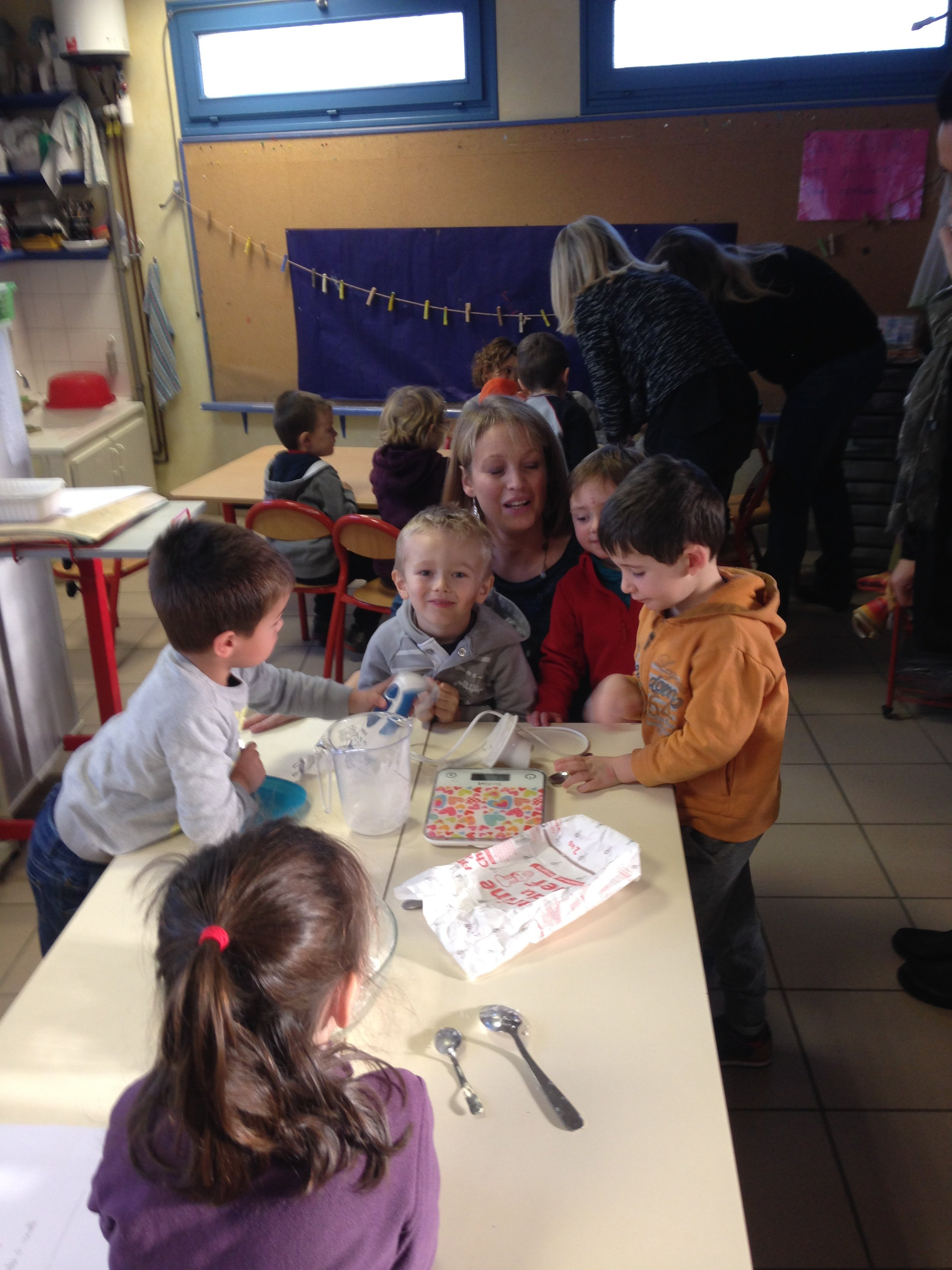 Ecole primaire publique de cour cheverny ateliers cuisine - Cours de cuisine orleans ...